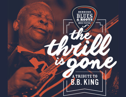 The Thrill is Gone, a Tribute to B.B. King