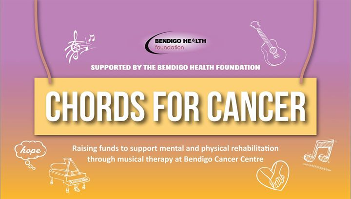 Chords For Cancer Golden Vine Bendigo Bendigo Blues Roots