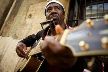 Terry \'Harmonica\' Bean
