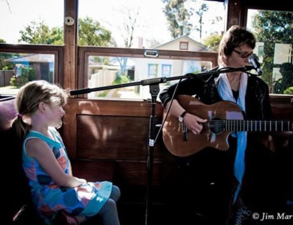 The Blues Tram w/Jo Jo Smith + Doc White