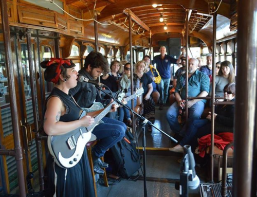 THE BLUES TRAM W/EMILEE SOUTH + JARROD SHAW