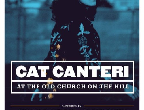 Cat Canteri at Old Church on The Hill
