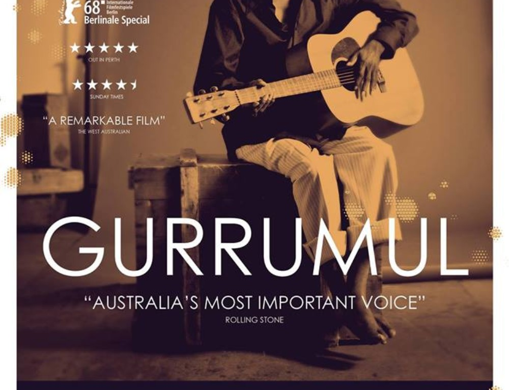 'Gurrumul' movie fundraiser