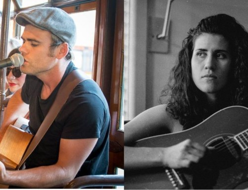 The Blues Tram w/Luke Watt + Cat Canteri