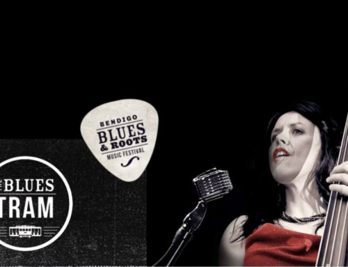 The Blues Tram w/Justin Bernasconi + Liz Frencham