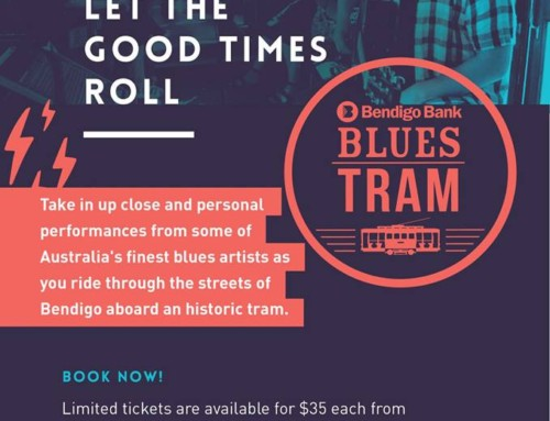 Bendigo Bank Blues Trams this weekend