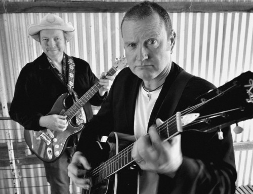 Artist Snapshot: Sons of the Blues