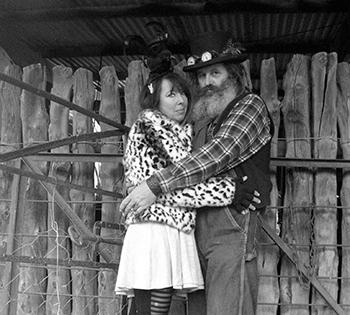 Stringybark McDowell & Molly Coddlecream